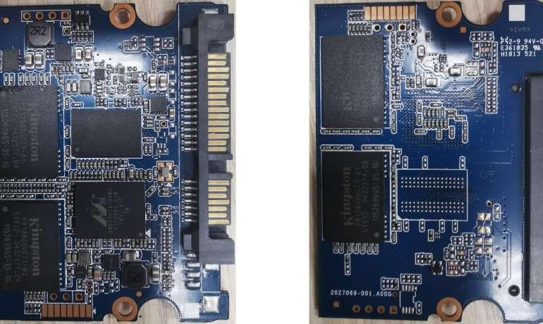 Duomenų atstatymas iš SSD