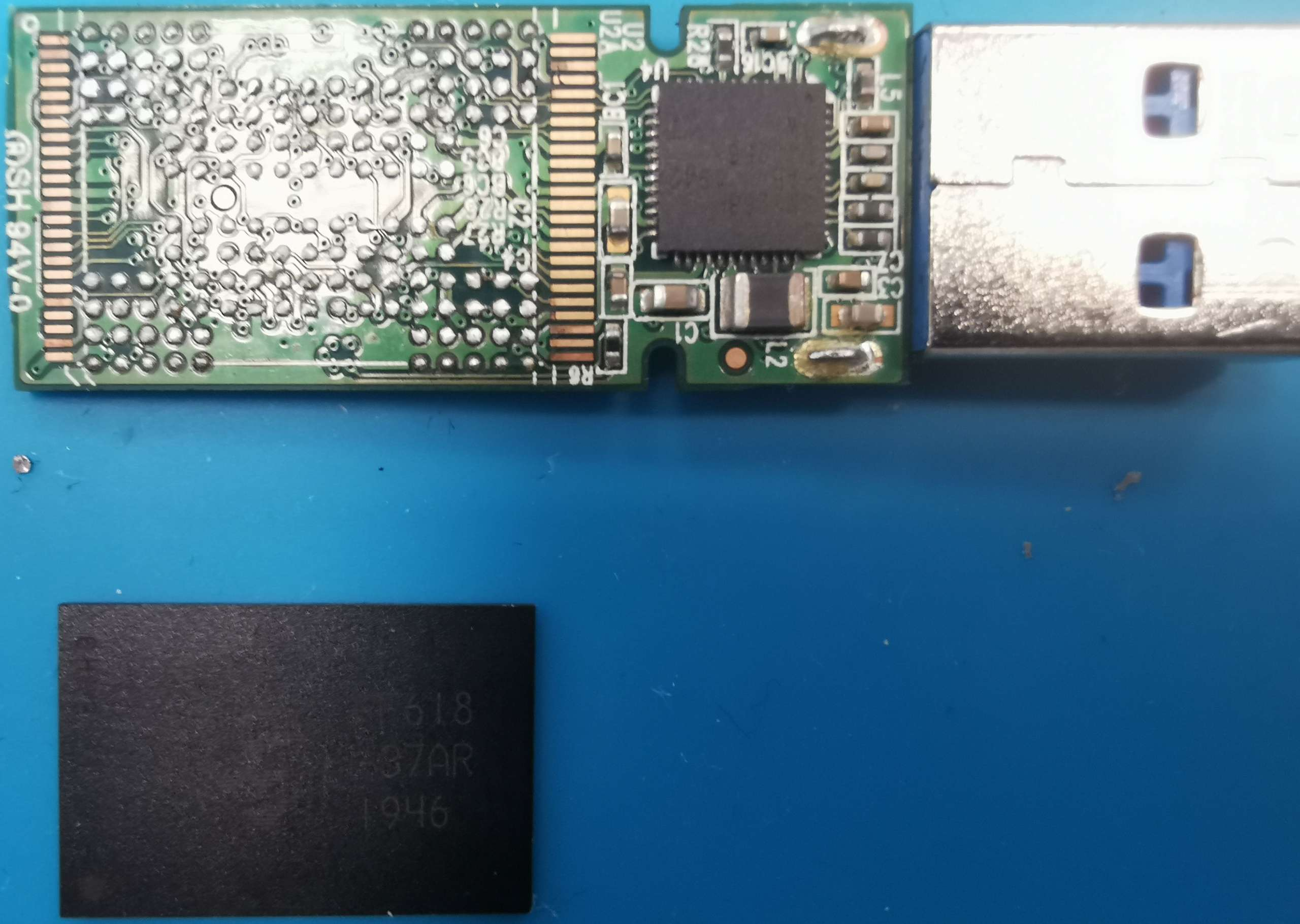 USB laikmenos duomenų atstatymas